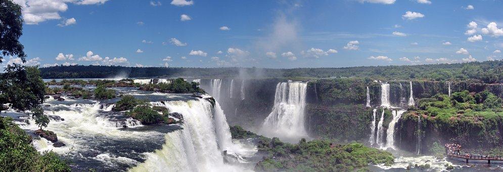 Iguacu Landschaft