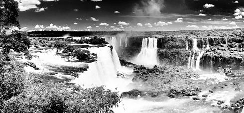 Foz do Iguacu Panoramabild